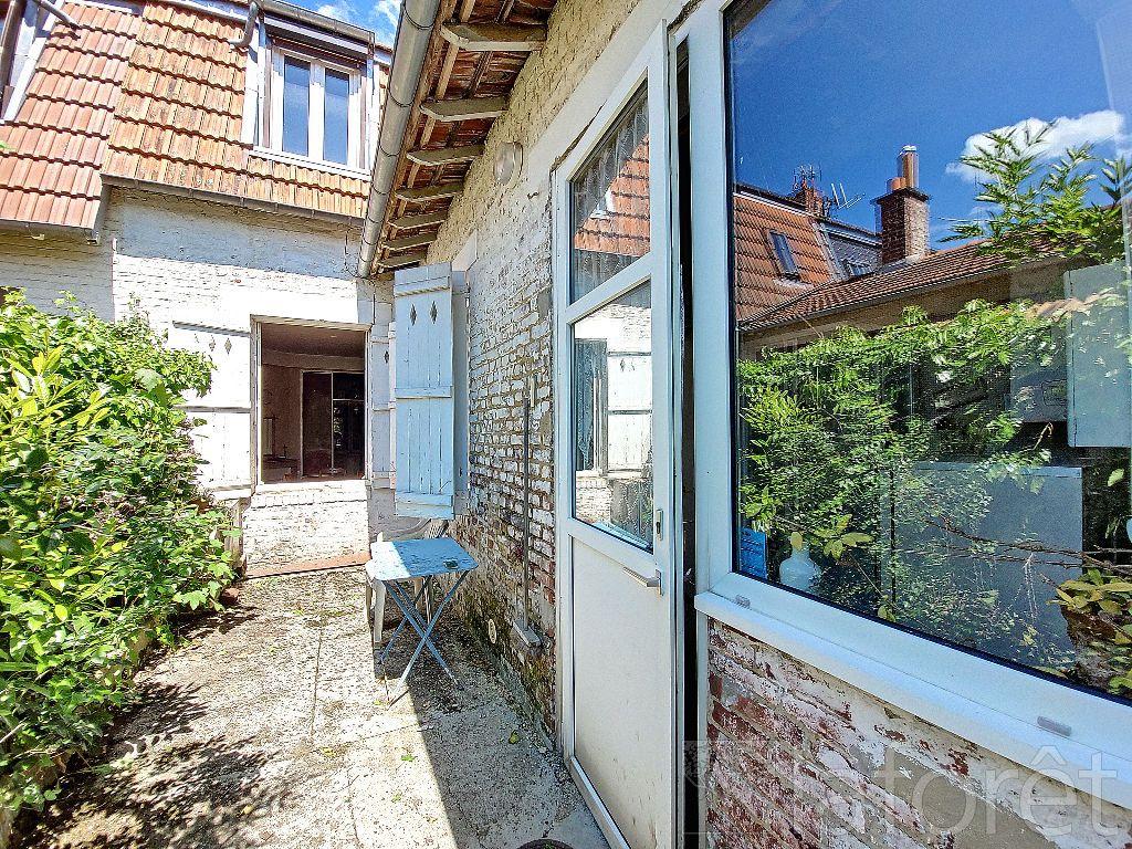 Achat maison 2chambres 81m² - Chauny