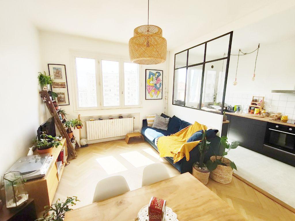 Achat appartement 2pièces 45m² - Lyon 8ème arrondissement