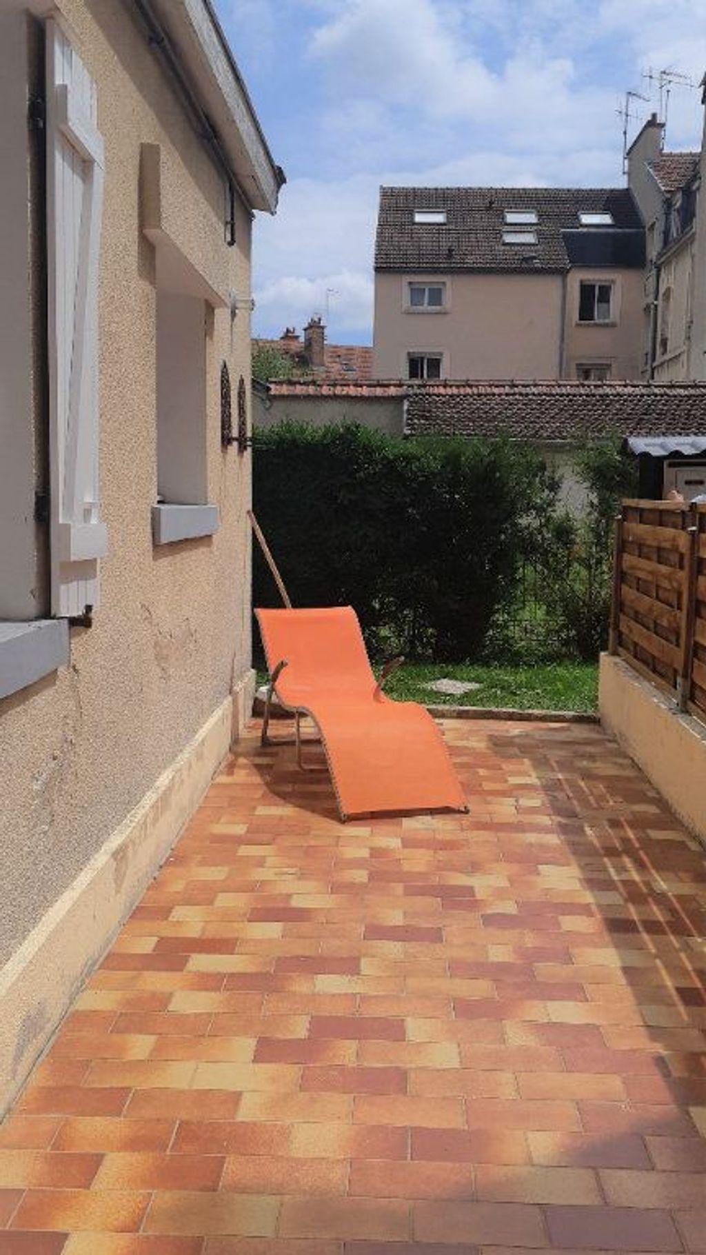 Achat appartement 2pièces 40m² - Reims