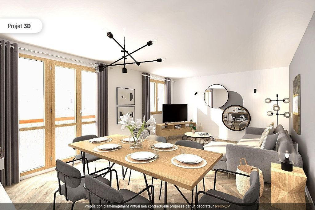 Achat appartement 2pièces 67m² - Marseille 14ème arrondissement