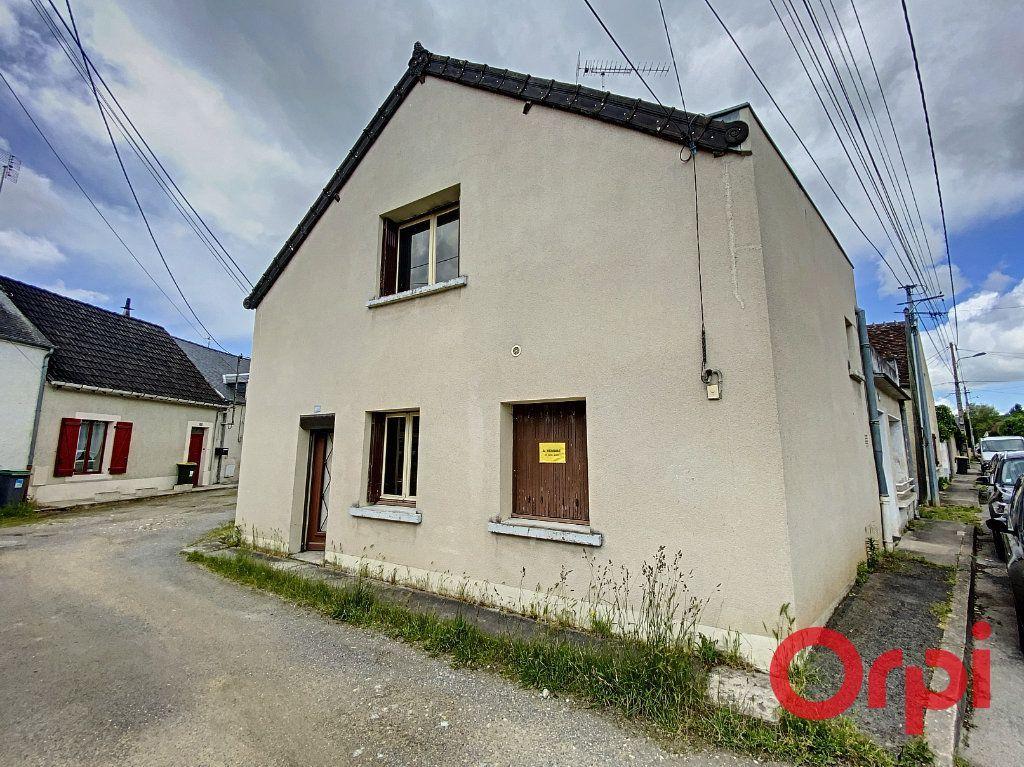 Achat maison 1chambre 47m² - Saint-Amand-Montrond
