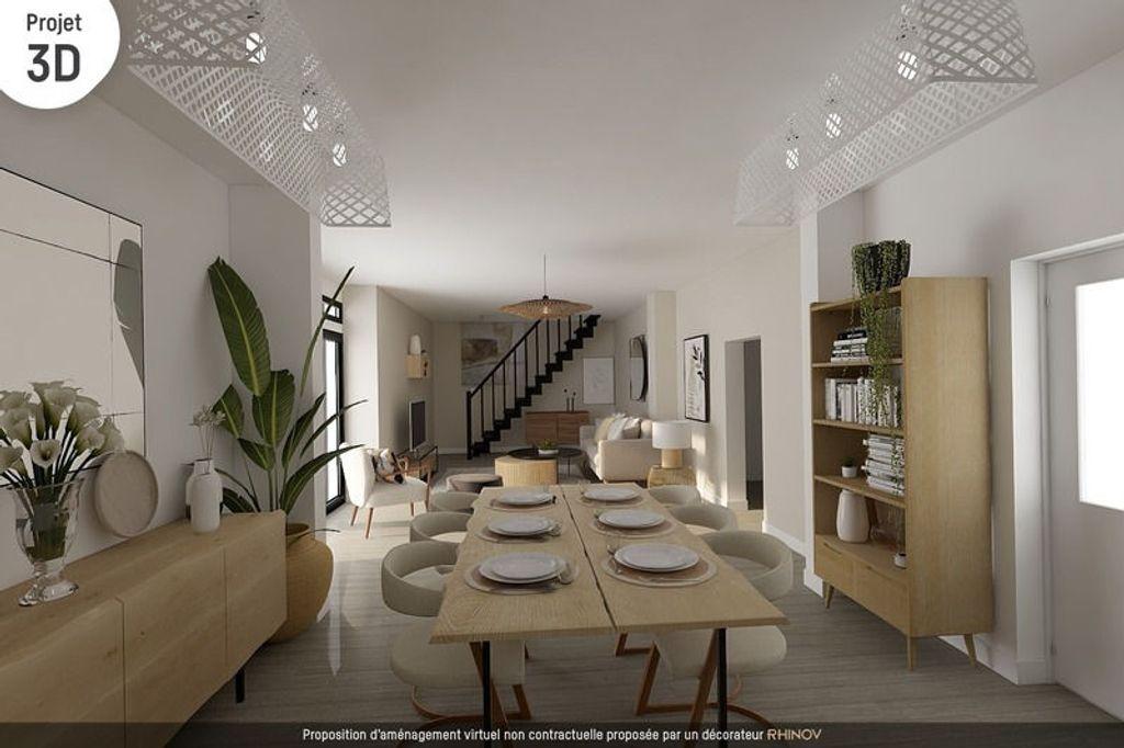 Achat maison 4chambres 205m² - Montcombroux-les-Mines