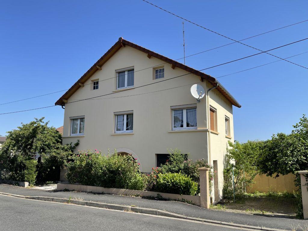 Achat maison 4 chambre(s) - Montluçon