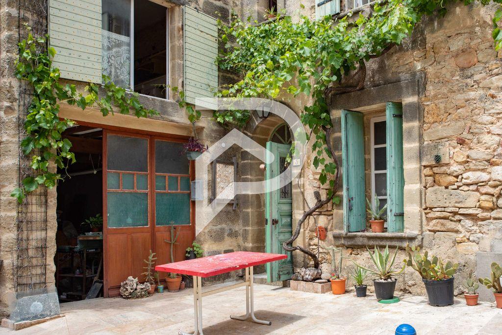 Achat maison 5chambres 200m² - Saint-Quentin-la-Poterie