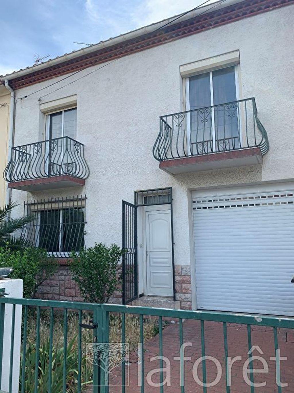 Achat maison 3chambres 83m² - Perpignan