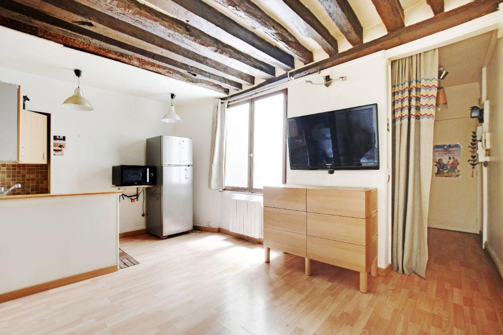 Achat studio 24m² - Paris 1er arrondissement