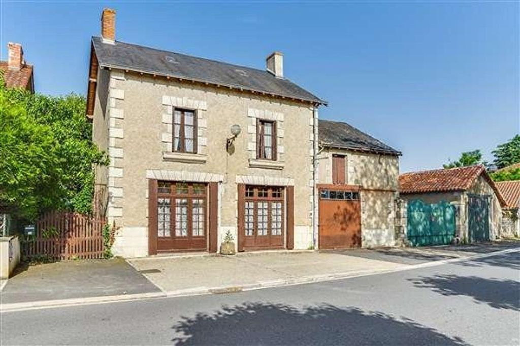 Achat maison 3chambres 118m² - Persac