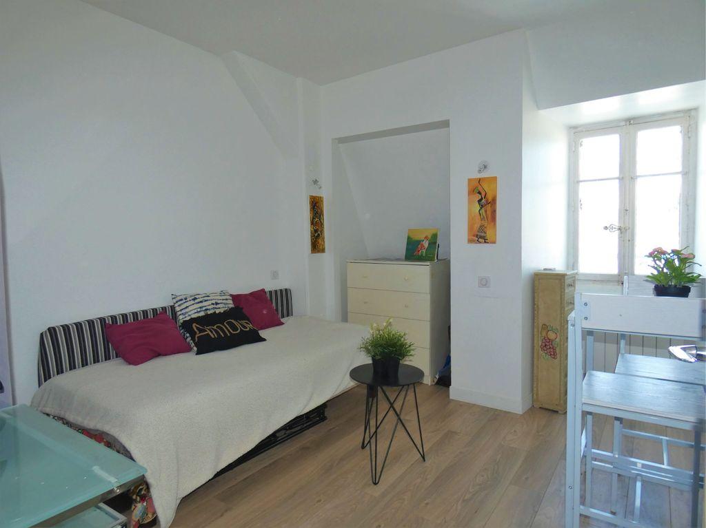 Achat studio 18m² - Aix-les-Bains