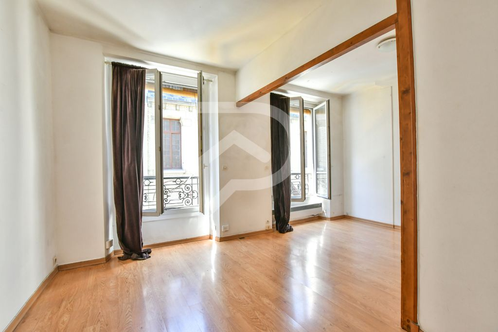 Achat studio 24m² - Paris 12ème arrondissement