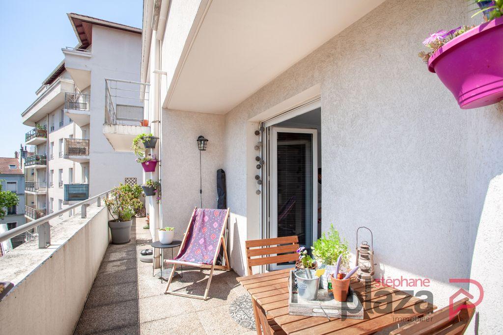 Achat appartement 2pièces 48m² - Lyon 3ème arrondissement