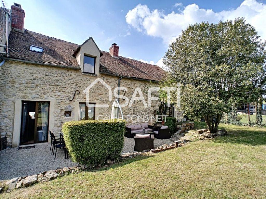 Achat maison 3chambres 125m² - Boissy-aux-Cailles