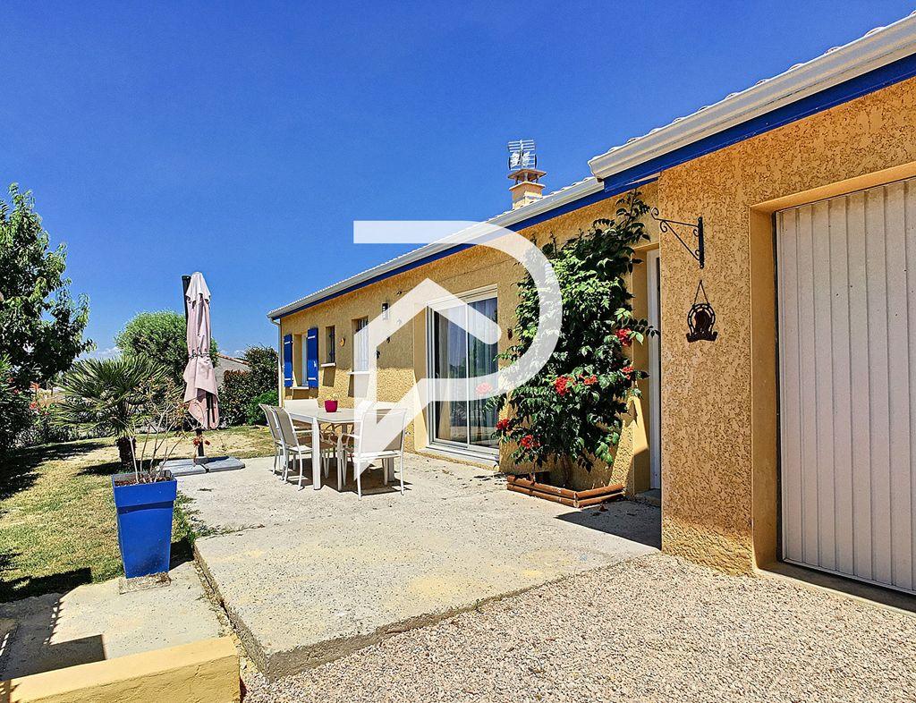 Achat maison 3chambres 97m² - La Bâtie-Rolland
