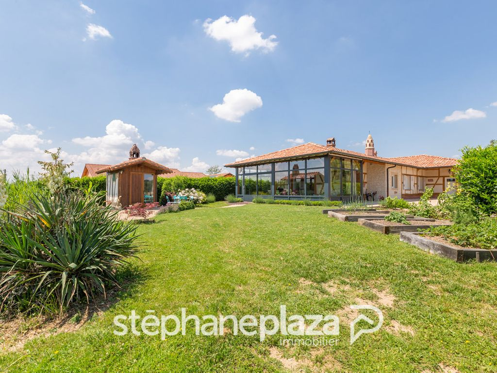 Achat maison 3chambres 140m² - Saint-Jean-sur-Veyle