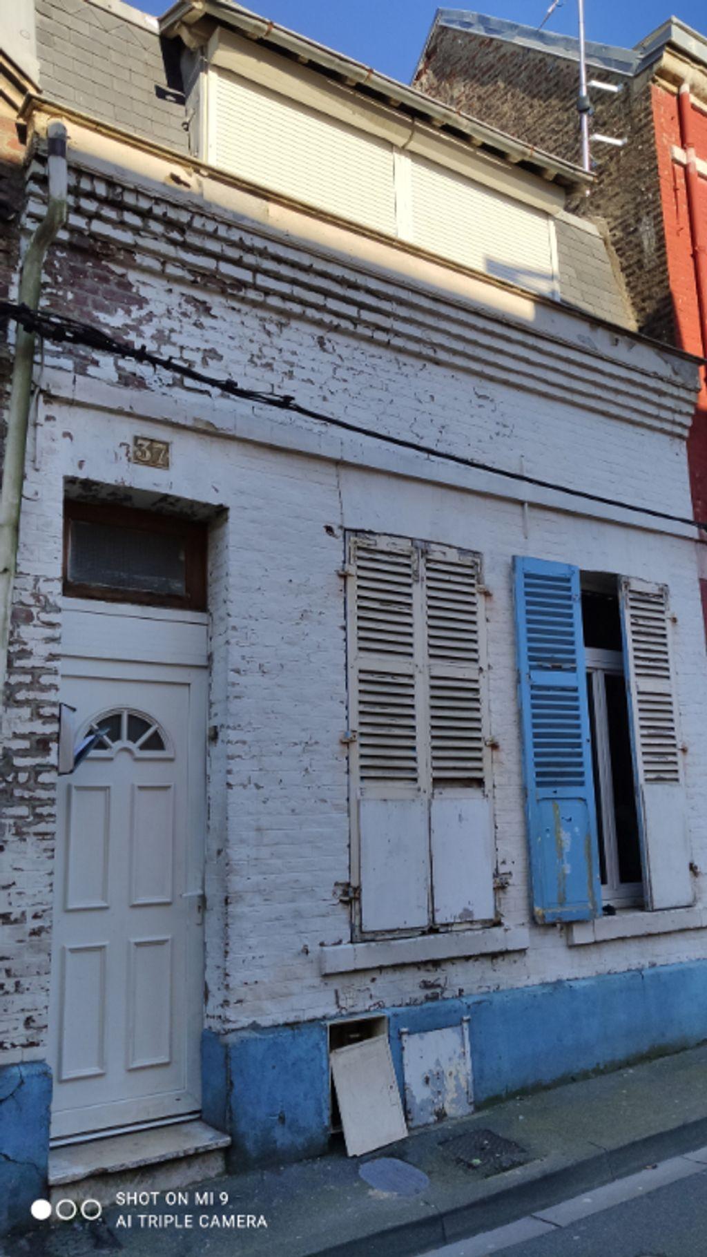Achat maison 2chambres 78m² - Saint-Quentin