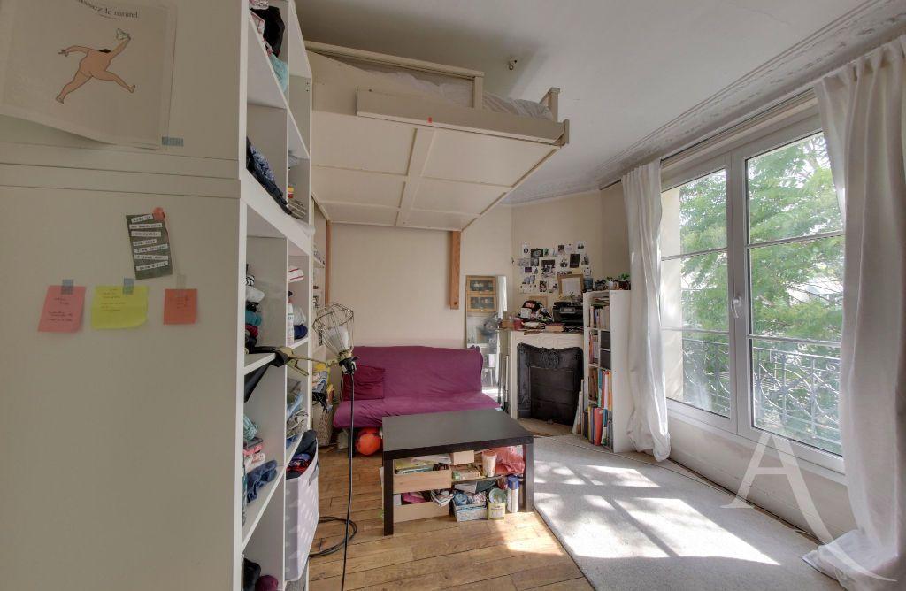 Achat studio 18m² - Paris 20ème arrondissement