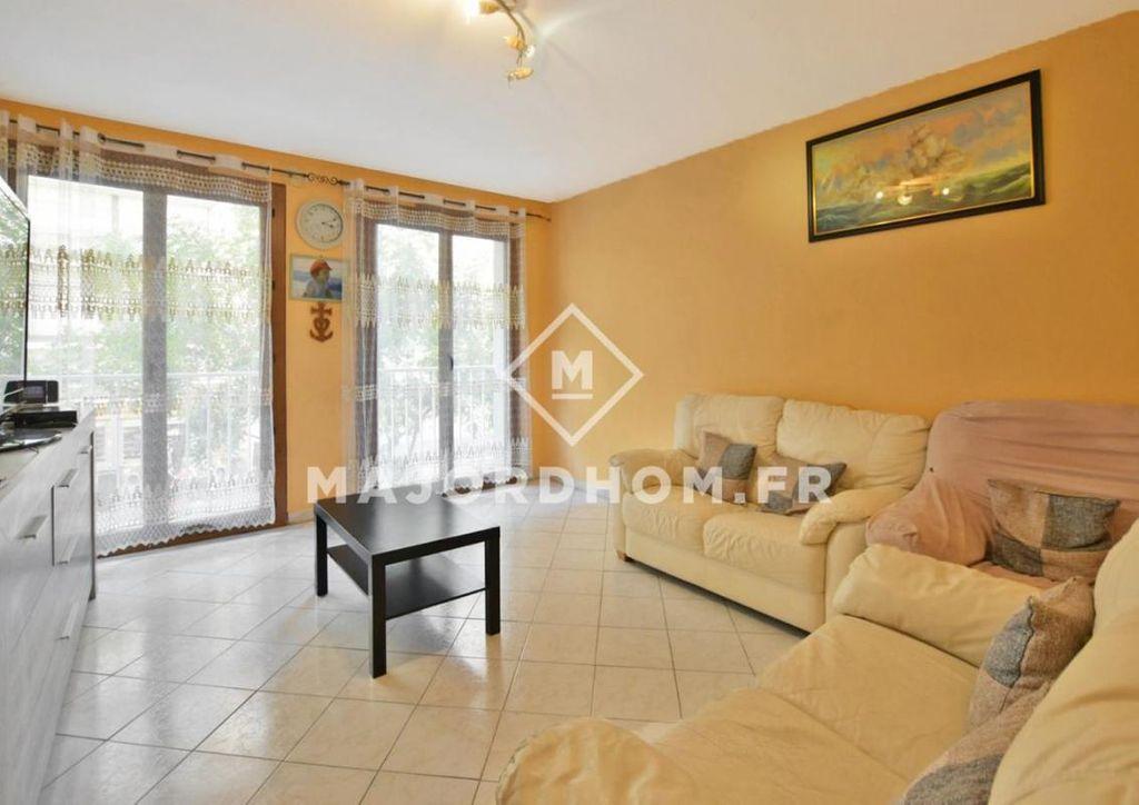 Achat appartement 3pièces 67m² - Marseille 2ème arrondissement