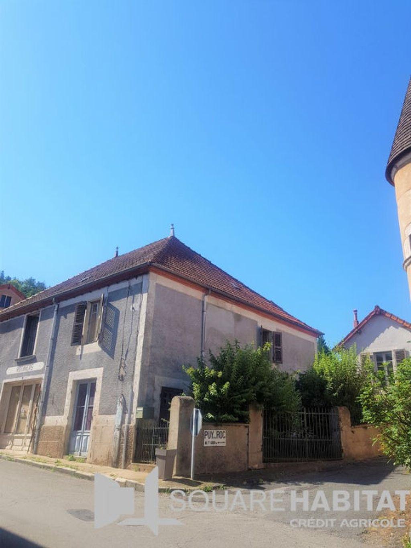 Achat maison 5 chambre(s) - Châtel-Montagne
