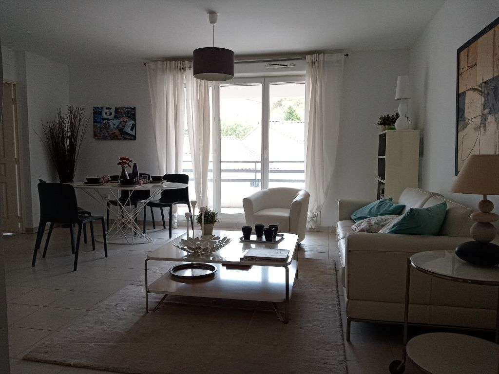 Achat appartement 3pièces 59m² - Marseille 16ème arrondissement
