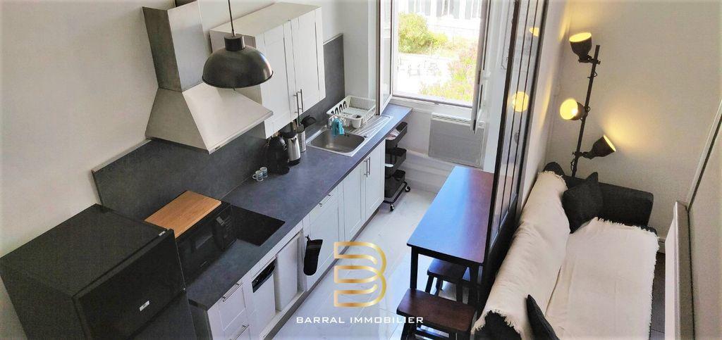 Achat appartement 2pièces 30m² - Marseille 7ème arrondissement