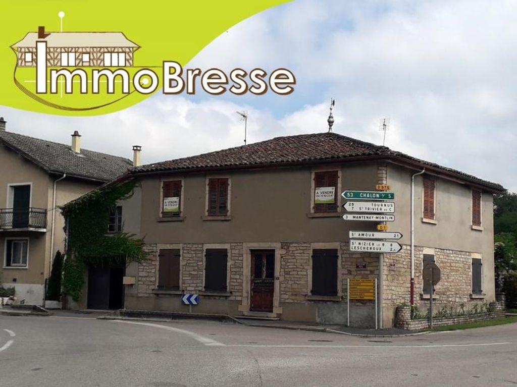 Achat maison 6chambres 220m² - Saint-Julien-sur-Reyssouze