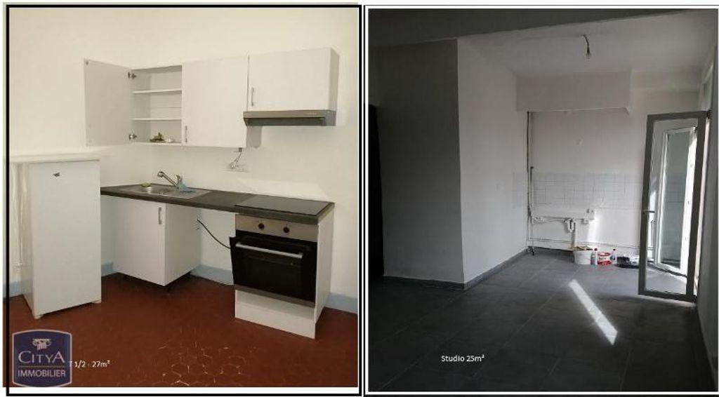 Achat appartement 3pièces 52m² - Marseille 2ème arrondissement