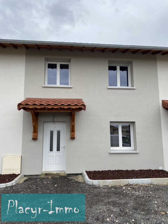 Achat appartement 4pièces 100m² - Feillens
