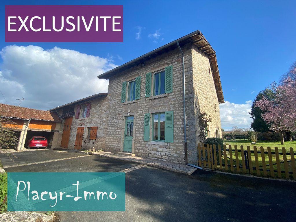 Achat maison 3chambres 169m² - Pont-de-Vaux