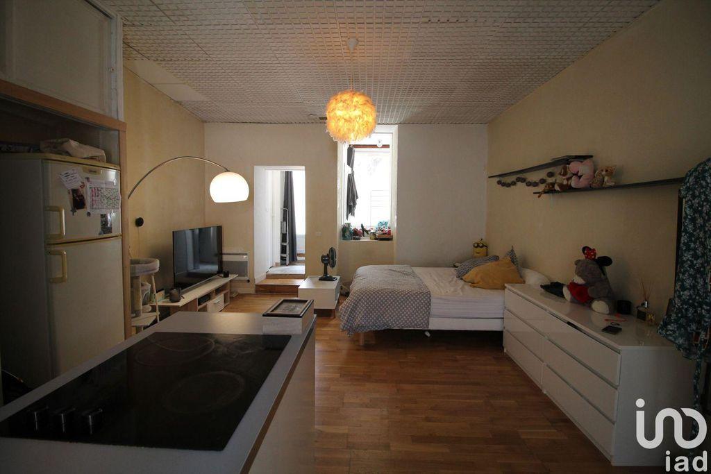 Achat studio 29m² - Nîmes