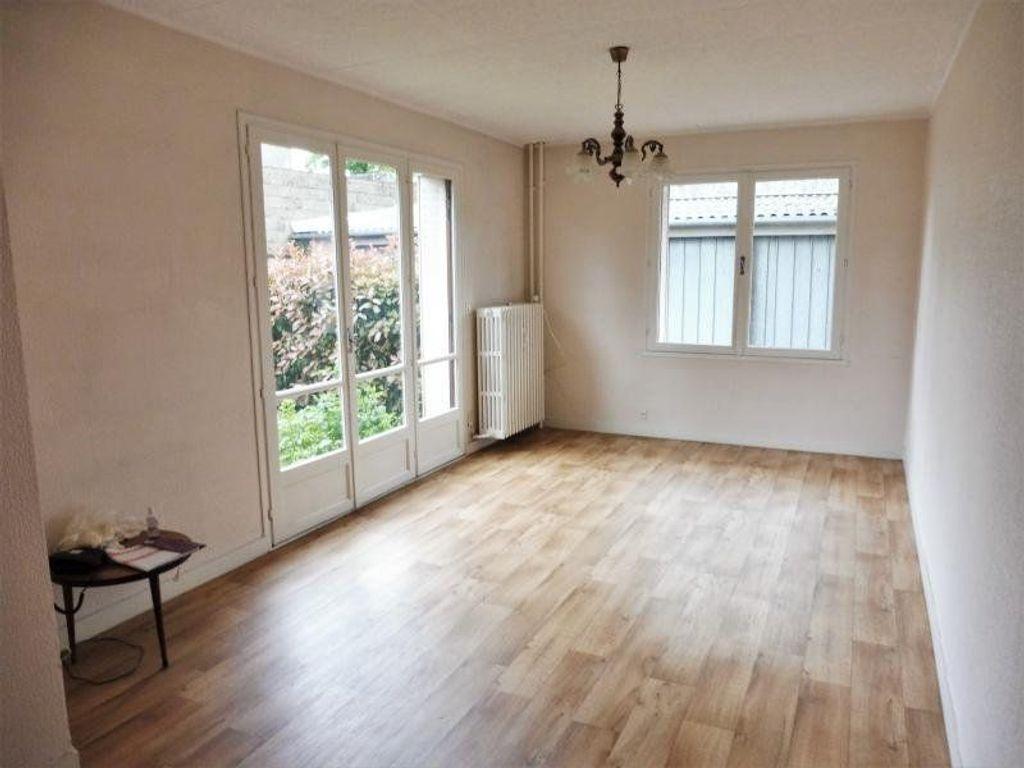 Achat appartement 2pièces 47m² - Decize