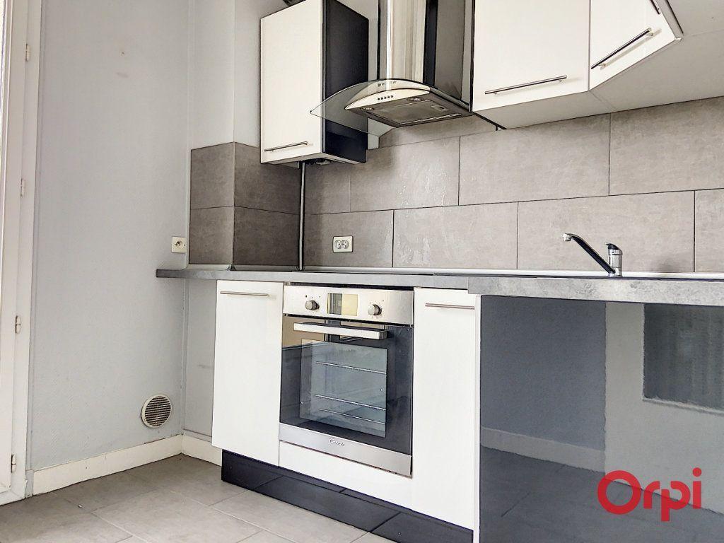 Achat appartement 3pièces 63m² - Montluçon