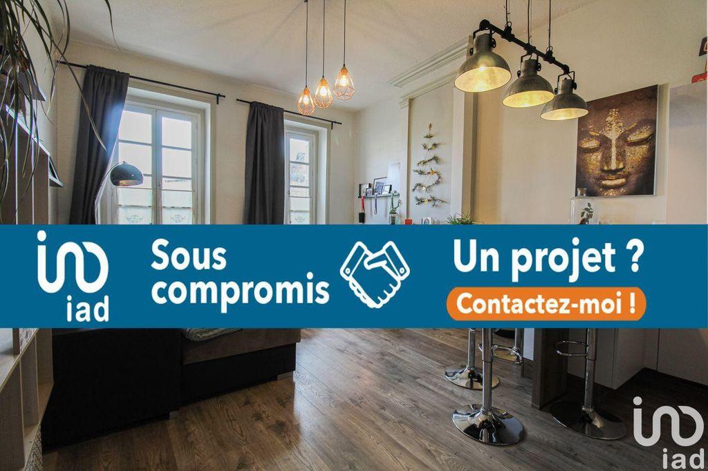 Achat appartement 2pièces 50m² - Le Puy-en-Velay