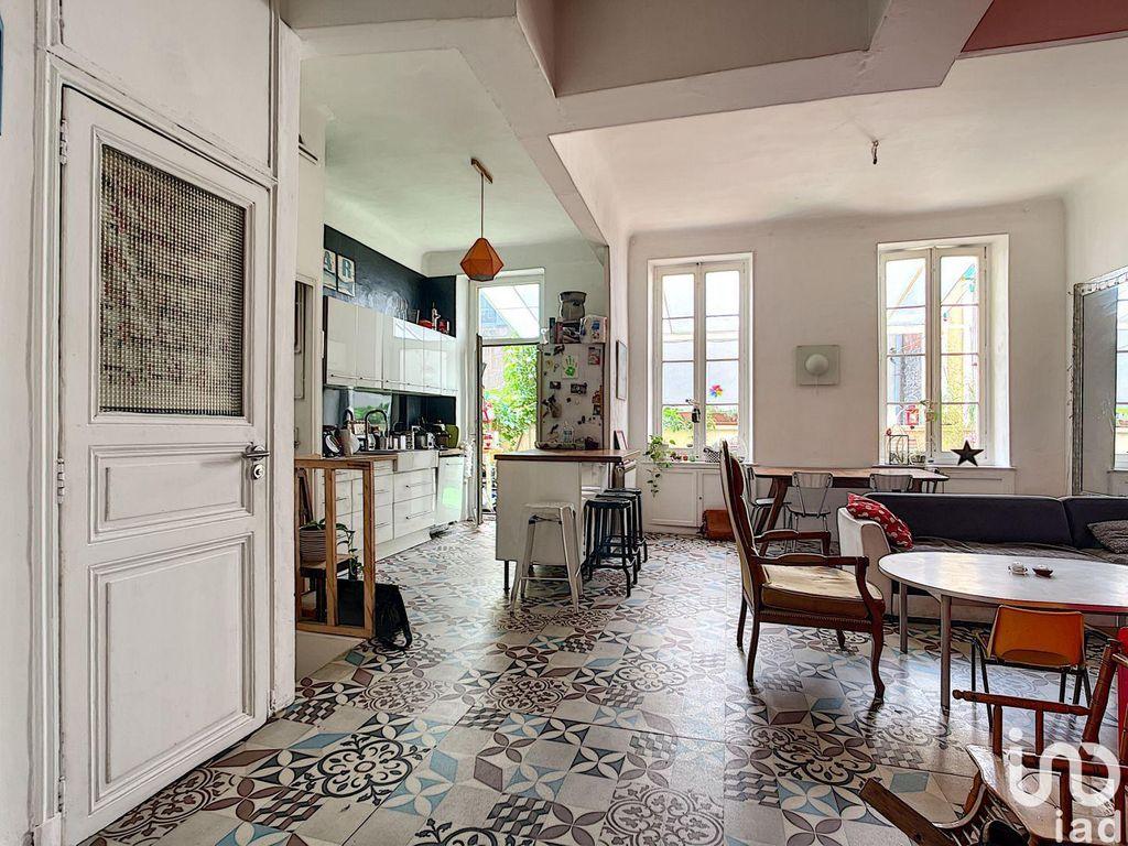 Achat appartement 4pièces 97m² - Marseille 1er arrondissement