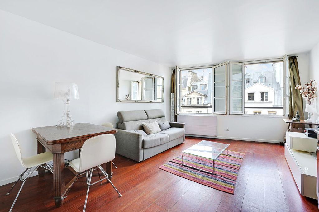 Achat duplex 2pièces 57m² - Paris 1er arrondissement