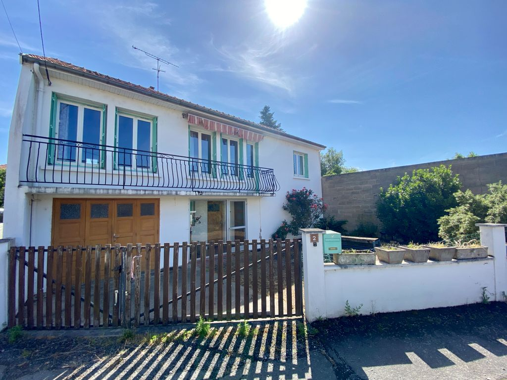 Achat maison 3chambres 85m² - Montluçon