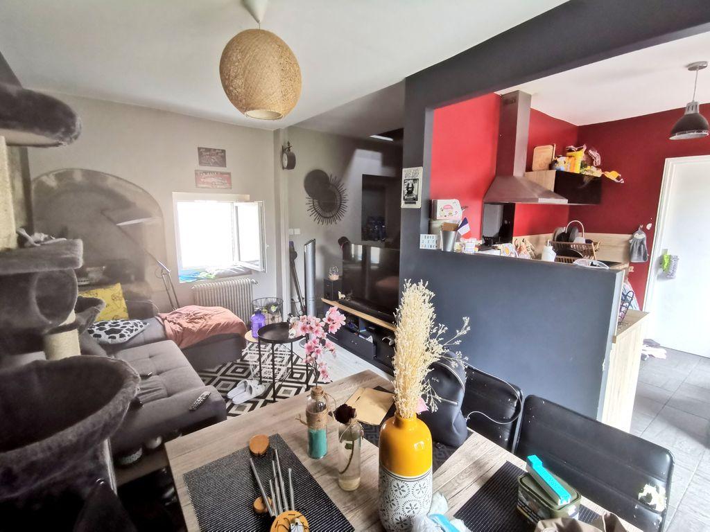 Achat maison 1 chambre(s) - Lavault-Sainte-Anne