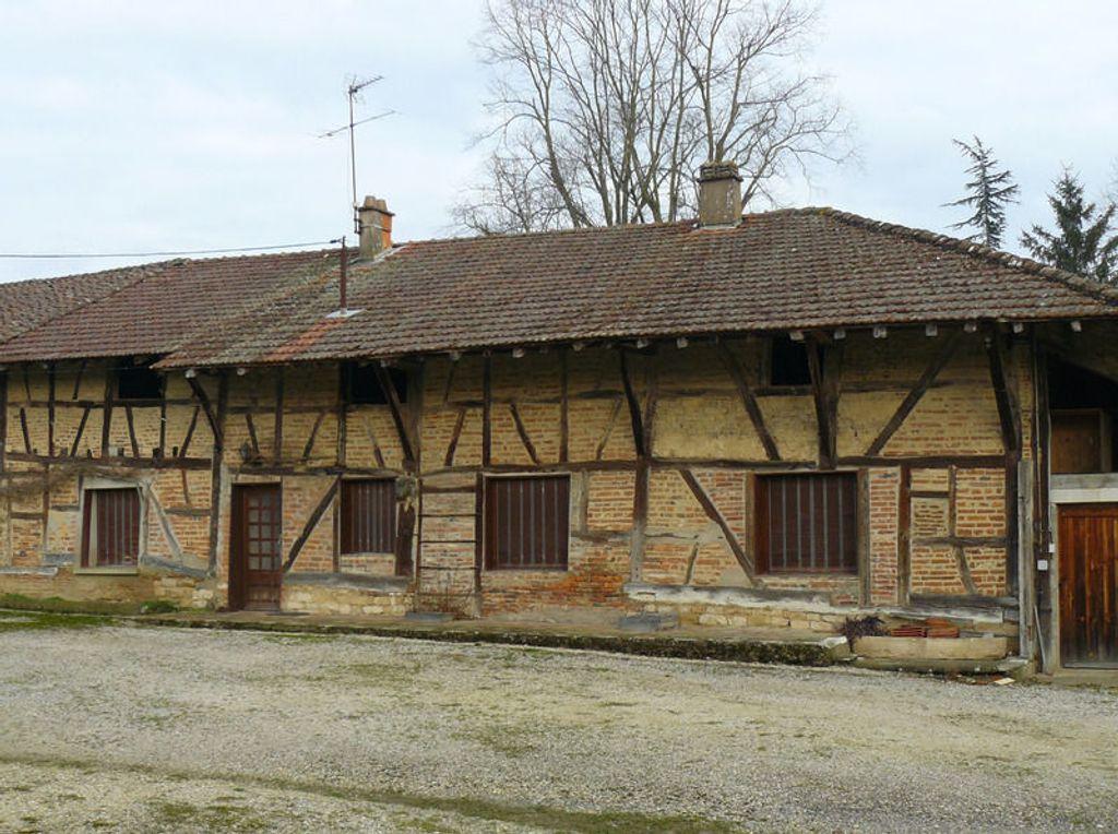 Achat maison 3chambres 130m² - Saint-Trivier-de-Courtes