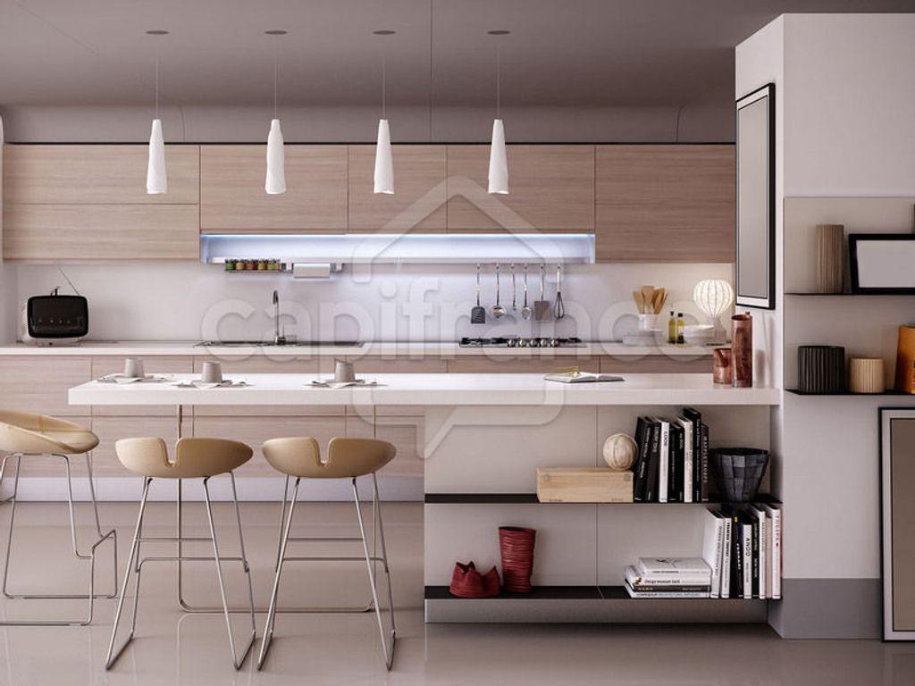 Achat appartement 3pièces 64m² - Ornex