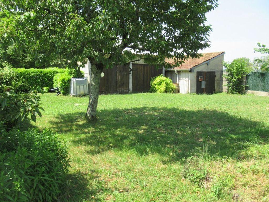 Achat maison 2chambres 87m² - Saint-Jean-le-Vieux