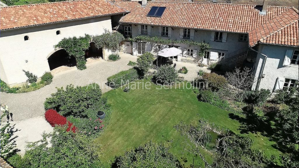Achat maison 7chambres 404m² - Reyrieux