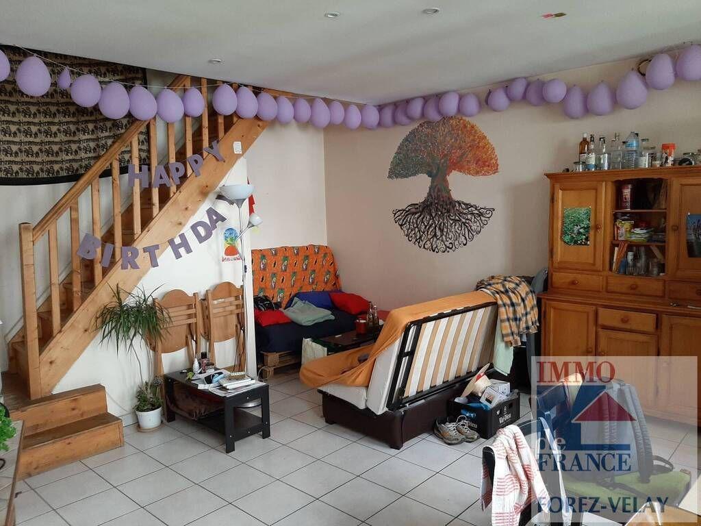 Achat maison 4chambres 85m² - Saint-Étienne