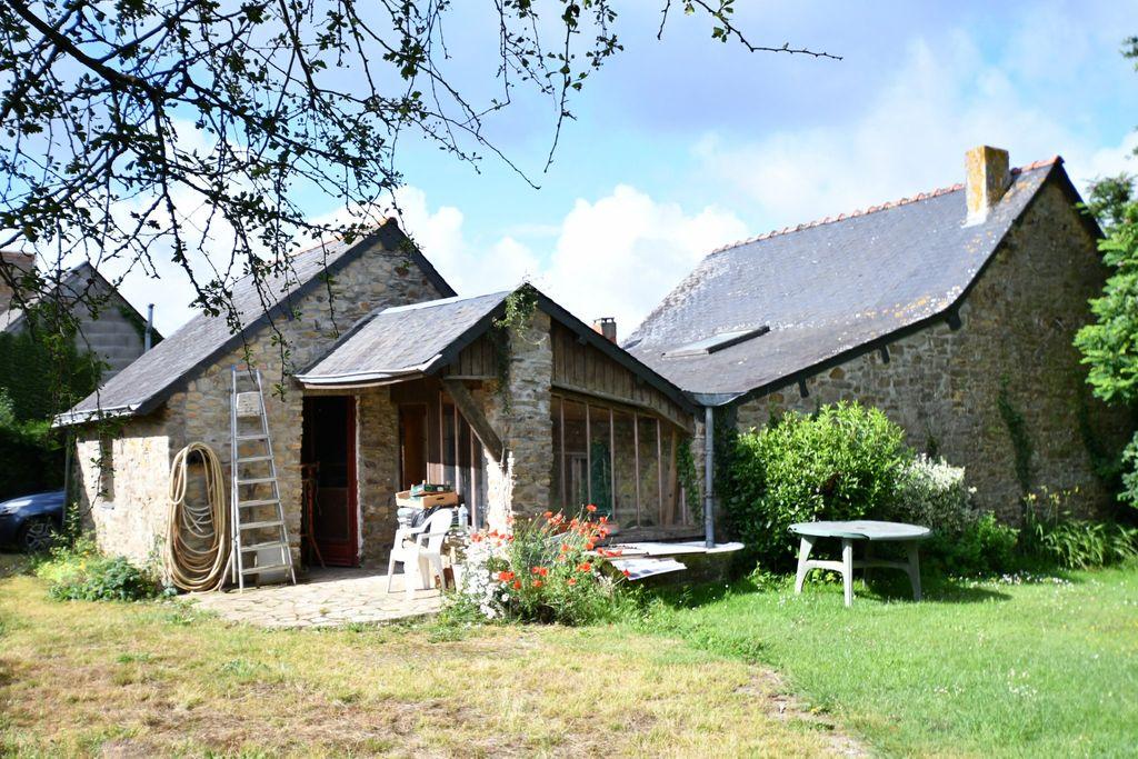 Achat maison 1chambre 50m² - Noyal-sur-Brutz