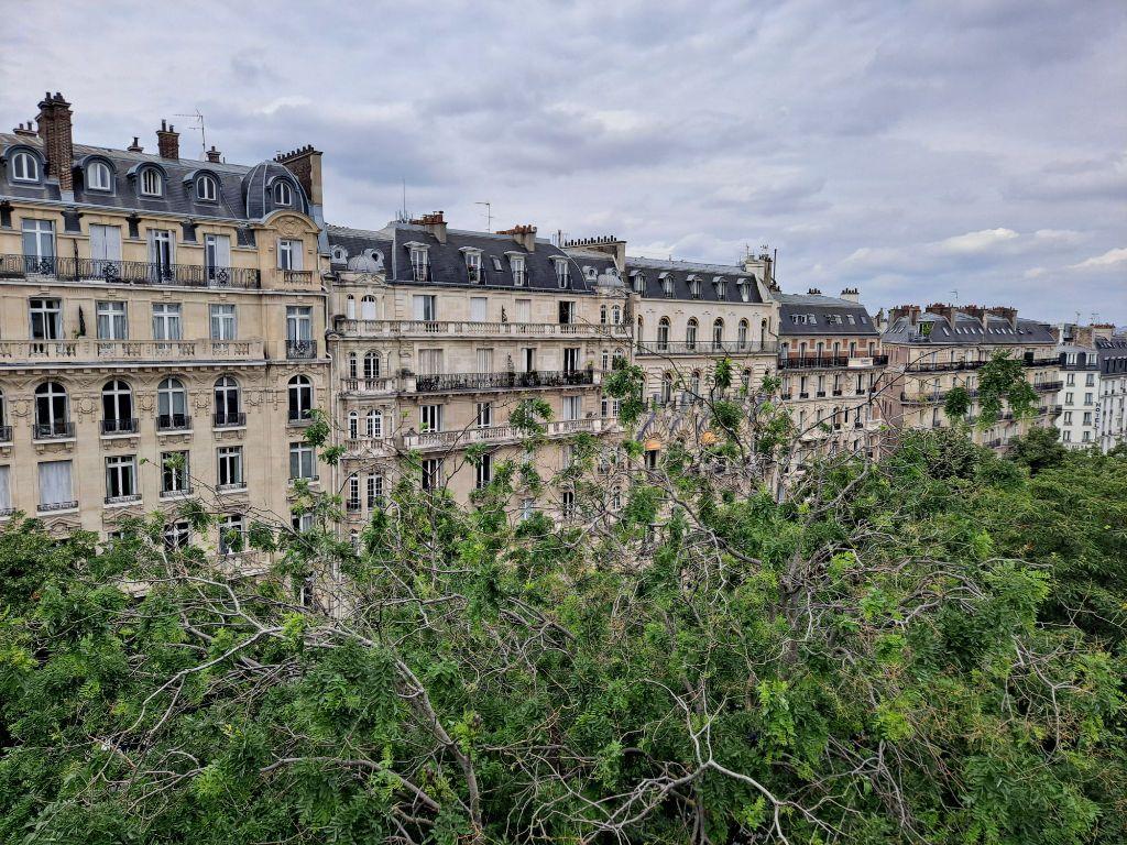 Achat studio 7m² - Paris 17ème arrondissement