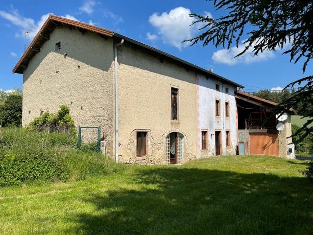 Achat maison 3chambres 120m² - Roche-en-Régnier