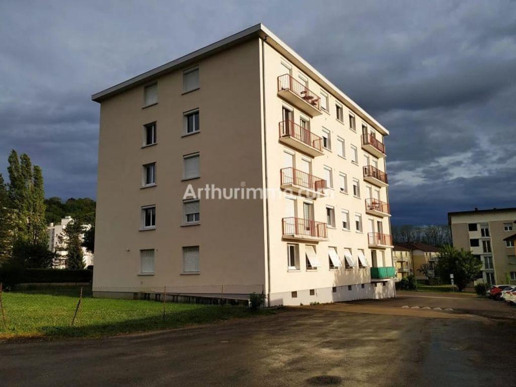 Achat appartement 5pièces 85m² - Montmorot