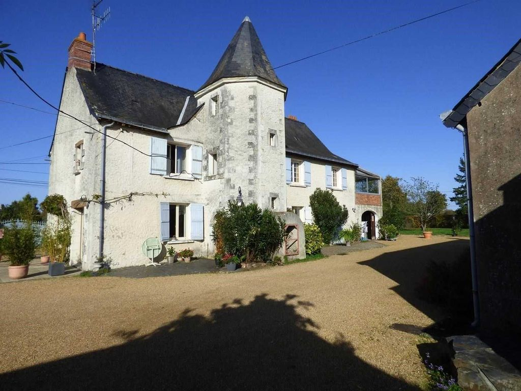 Achat maison 4chambres 233m² - Angers