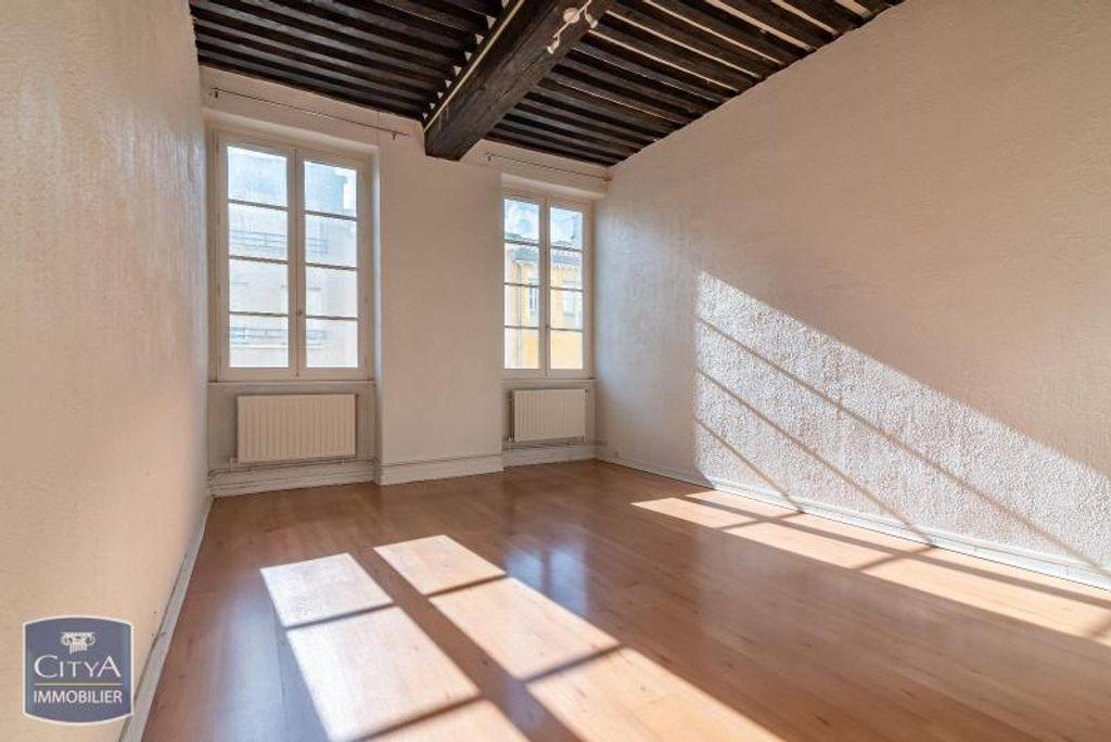 Achat appartement 3pièces 87m² - Lyon 4ème arrondissement