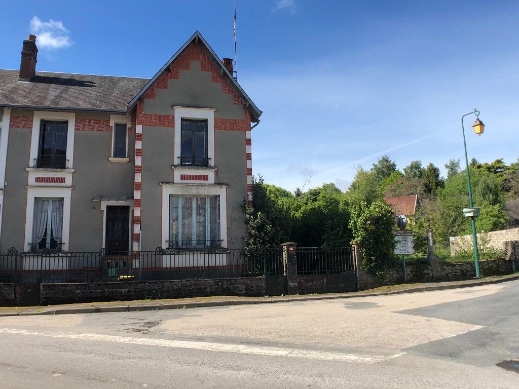 Achat maison 3chambres 110m² - Préveranges