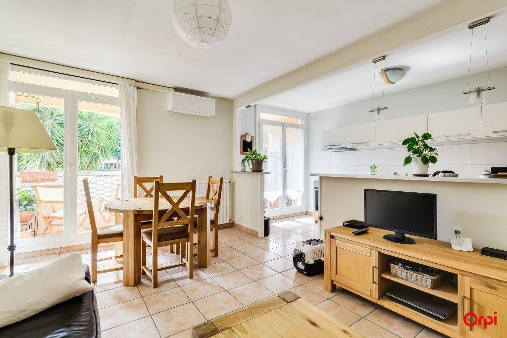 Achat appartement 4pièces 80m² - Marseille 12ème arrondissement