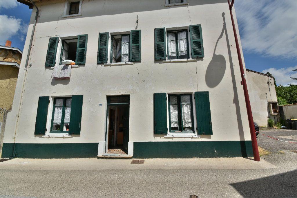 Achat maison 3chambres 140m² - Saint-Maurice-de-Beynost