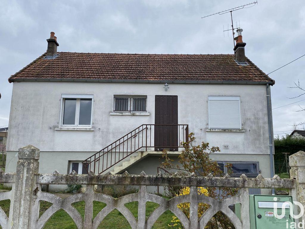Achat maison 3chambres 80m² - Cercy-la-Tour